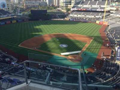 PETCO Park, section: 304, row: 10, seat: 1
