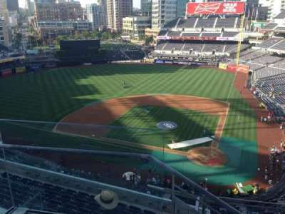 PETCO Park, section: 306, row: 9, seat: 19