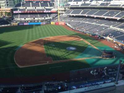 PETCO Park, section: 314, row: 3, seat: 1