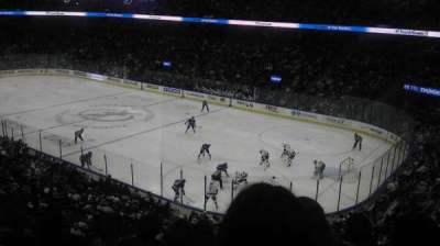 Amalie Arena, section: 212, row: E, seat: 8