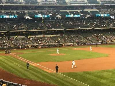 Miller Park, section: 208, row: 4, seat: 17