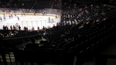 Barclays Center section 121