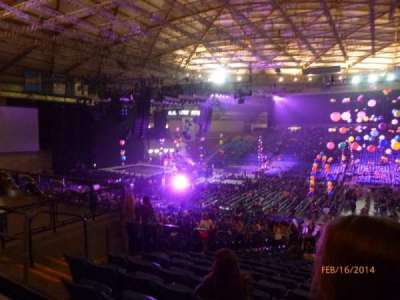 Tacoma Dome, section: 17A, row: 42, seat: 24