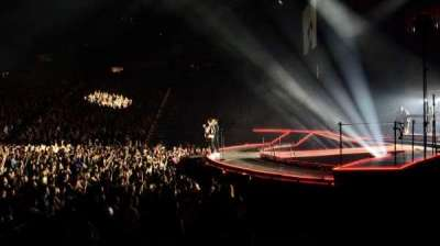 Tacoma Dome, section: 121, row: H, seat: 1