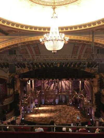 Richard Rodgers Theatre section RMEZZ