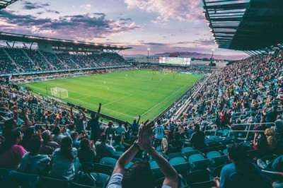 Avaya Stadium, section: 122, row: 41