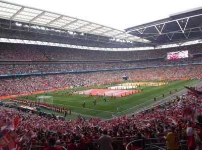 Wembley Stadium section 129
