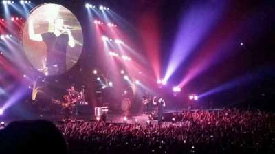 Valley View Casino Center, section: L24, row: 5, seat: 7 and 8
