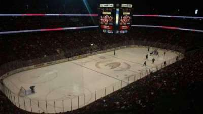 Honda Center, section: 439, row: c, seat: 4-7