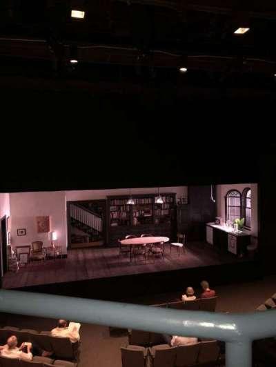 Laura Pels Theatre section Mezz