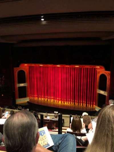 Marquis Theatre section Mezzanine R