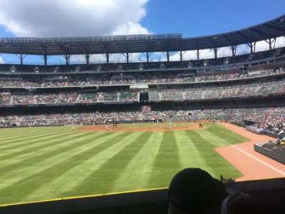 SunTrust Park, section: 144, row: 12, seat: 18