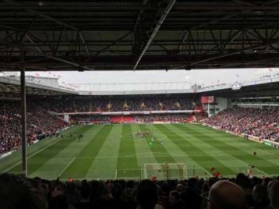 Bramall Lane section KOP Stand