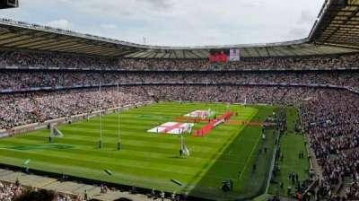 Twickenham Stadium section M17