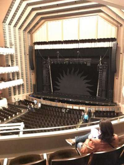 The Smith Center, section: Dress circle right, row: C, seat: 307