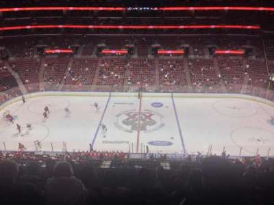 BB&T Center section 401
