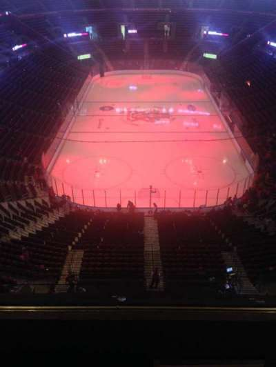 BB&T Center, section: 410, row: 2, seat: 1