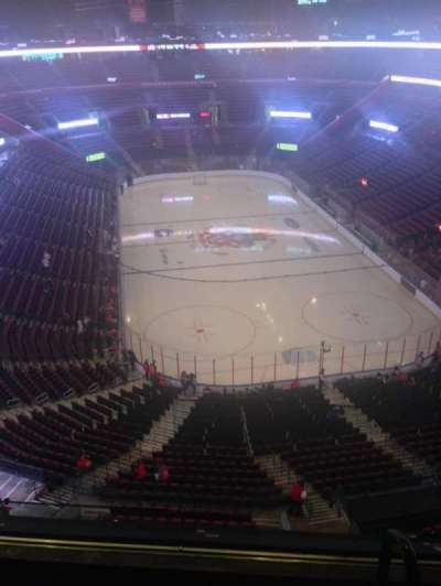 BB&T Center, section: 411, row: 2, seat: 1