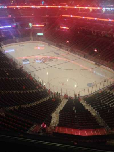 BB&T Center, section: 413, row: 2, seat: 1