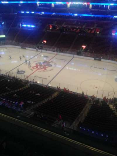 BB&T Center, section: 416, row: 2, seat: 1