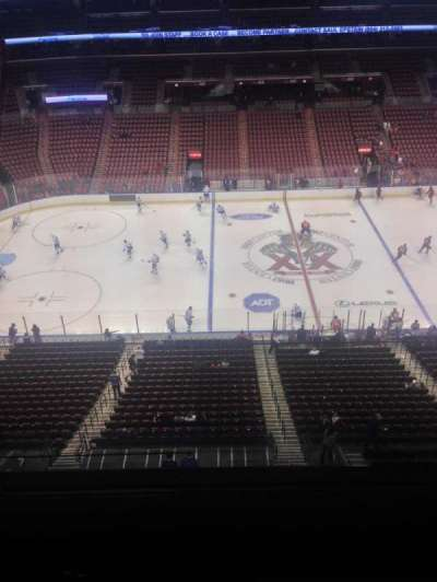 BB&T Center, section: 419, row: 2, seat: 1