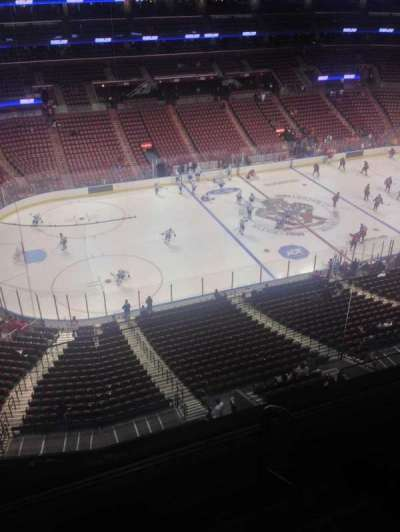 BB&T Center, section: 421, row: 2, seat: 1