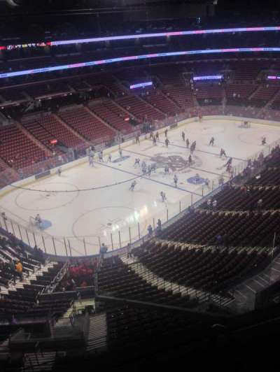 BB&T Center, section: 423, row: 2, seat: 1