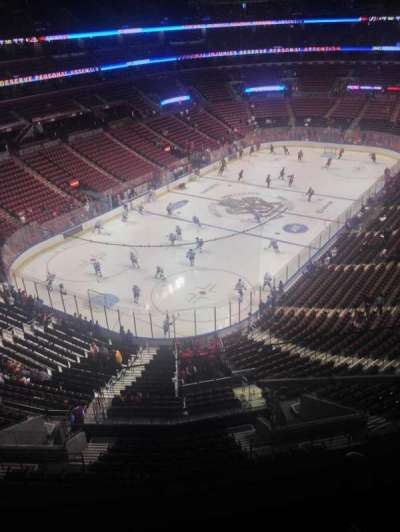 BB&T Center, section: 424, row: 2, seat: 1