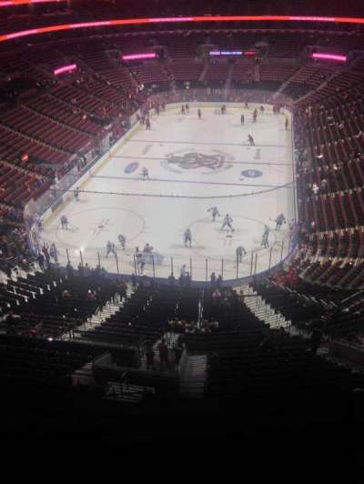 BB&T Center, section: 426, row: 2, seat: 1