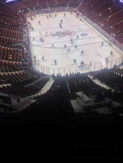 BB&T Center, section: 428, row: 2, seat: 1