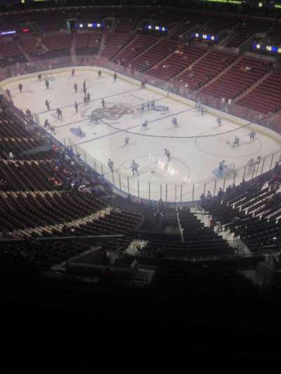 BB&T Center, section: 430, row: 2, seat: 1
