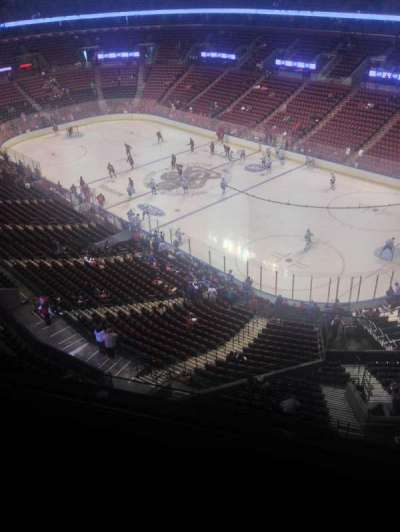 BB&T Center, section: 431, row: 2, seat: 1