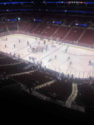 BB&T Center, section: 432, row: 2, seat: 1