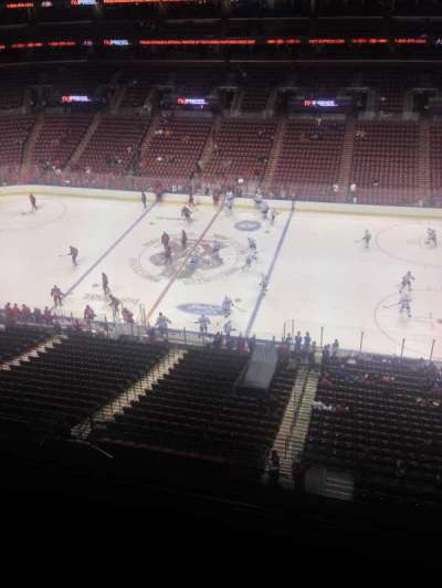BB&T Center, section: 434, row: 2, seat: 1