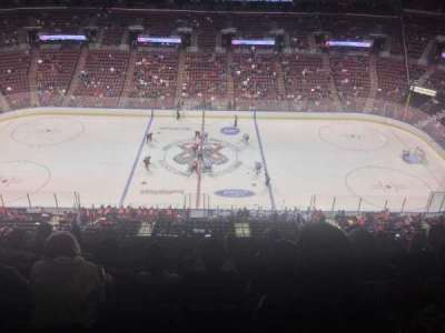 BB&T Center, section: 401, row: 5, seat: 8