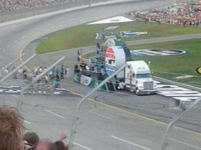 Kentucky Speedway section 3f