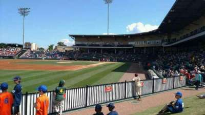 Fluor Field section lawn