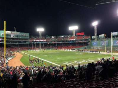 Fenway Park, section: RF2, row: 3, seat: 16