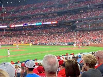 Busch Stadium section 159