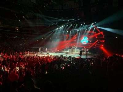 Wells Fargo Arena, section: 104, row: K, seat: 3