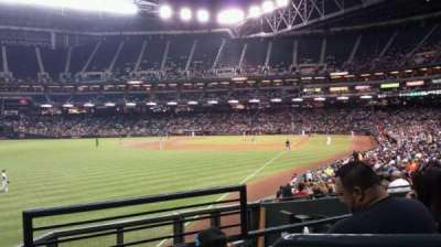Chase Field, section: 137, row: 27, seat: 1