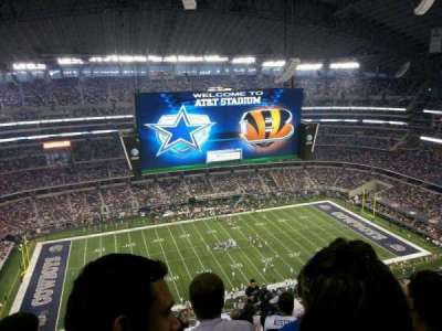 AT&T Stadium section 415