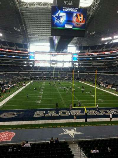 AT&T Stadium section 248