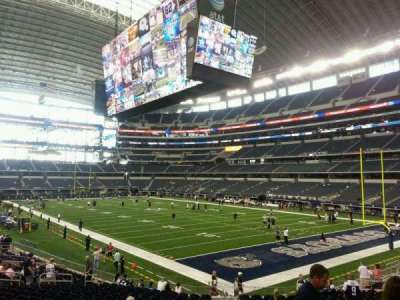 AT&T Stadium section 102