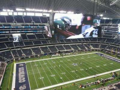 AT&T Stadium section 447