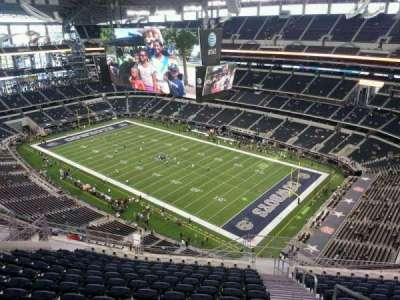 AT&T Stadium section 436