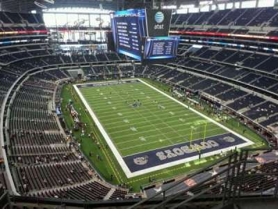 AT&T Stadium section 432