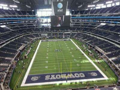 AT&T Stadium section 428
