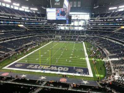 AT&T Stadium section 322