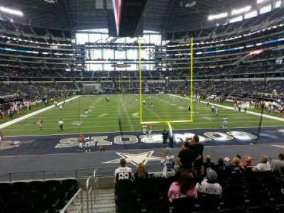 AT&T Stadium section 123